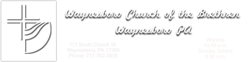 Waynesboro Church of the BrethrenWaynesboro PA